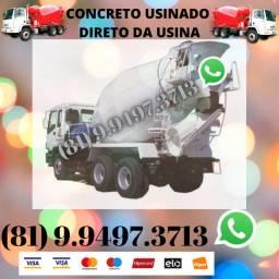 Caminhão betoneira concreto , caminhão 55840-000