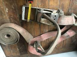 2 ganchos com catraca e 5 metros de cinta em Nova Iguaçu
