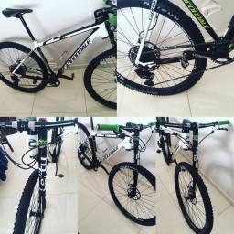Bike cannadale carbono