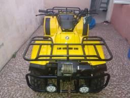 Quadriciclo Zanella 250cc