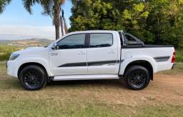 Hilux limited 4x4 2015 diesel Automática