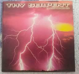 Thy Serpent -  Christcrusher ( Black Metal)
