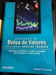 Livro Operando na Bolsa de Valores