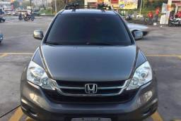 Honda CR-V - LX - 2.0 - 2011 - Cinza Linda - 110k