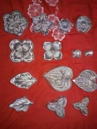 Frisador Em Alumínio Topoaria Molde Para Eva E Tecido
