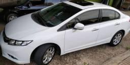 Honda Civic EXS 1.8 2013 Teto Solar