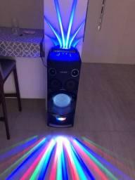 Mini System Sony Torre de Som