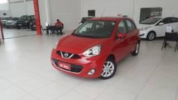 Nissan March S 1.6 16v Flex Fuel