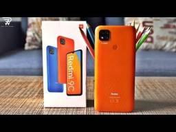 M-TECH - Xiaomi Redmi 9C 64gb - Parcelamos - Entregamos