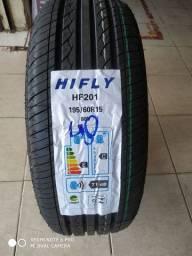 Pneus Novos Hifly 195/60 R15