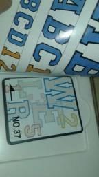 Cartão de memória para máquina de bordar eletrônica