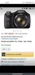 Vendo câmera Sony barato
