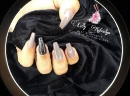 Manicure Pratinha