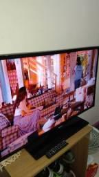 Tv led 40 polegadas Full HD Samsung digital barato.