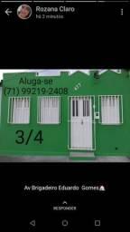 Aluga-se casa centro Itaberaba