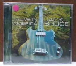 CD Jack Bruce - Live in America