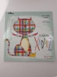 Livro Infantil - O Gato Xadrez