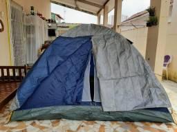 Barraca para acampamento