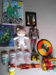 Lote Brinquedos Antigo Oferta tudo por 50,00