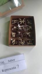 Chocolates Signos do Zodíaco