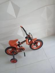 Bicicleta infantil 2 meses de comprada