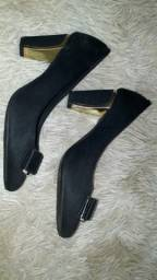 Calçados femininos usados (tam:39)
