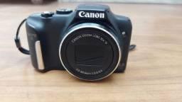 Câmera digital compacta