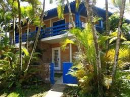 Casa p/15 a 20 pessoas- 30 metros da praia- WI-FI - Maranduba - Ubatuba