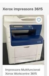 Vendo Impressora Multifuncional XEROX 3615
