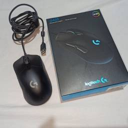 Mouse Gamer Logitech G403 Prodigy (Scroll com bug)
