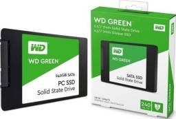 Título do anúncio: SSD 240gb WD Green