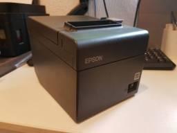 Impressora termica cupom fiscal