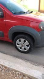 Fiat uno way 2011/2012