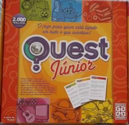 Jogo Quest Júnior
