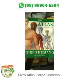 Livro Atlas Corpo Humano