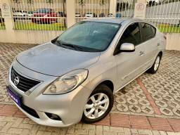 Nissan Versa SL 2013 1.6 Flex completo
