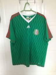 Camisa Seleção do Mexico Original