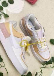 Tênis Nike Air shadow feminino girassol