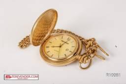 Relógio de Bolso Masculino