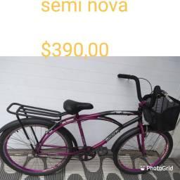 Beach bike semi nova