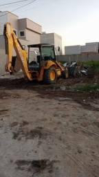 Retro escavadeira LB90