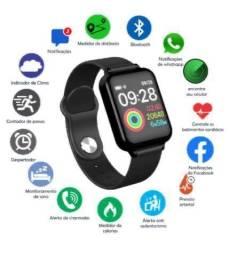 Smartwatch nunca usado