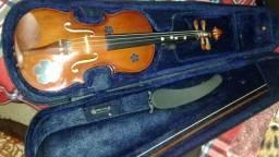 Vendo ou Troco Violino Hofma HVE231