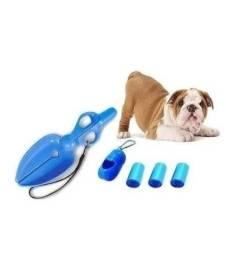 Tesoura Coletora de Resíduos Para Pet Com Acessórios 5 Peças x 12x R$ 5,99