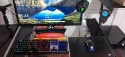 Computador Gamer COMPLETO Para Jogos Pesados e Trabalho.