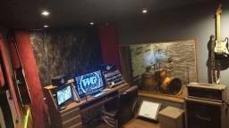 Studio musical completo já com prédio (oportunidade)