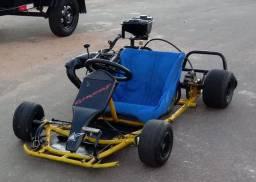 kart com motor de RD135, Novo.
