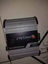 Vendo módulo Stetsom EX 3000 2 ohms