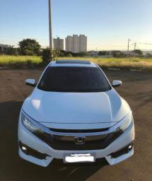 Vendo excelente Honda Civic 1.5 Touring Turbo repasso por 17.000 mais parcelas