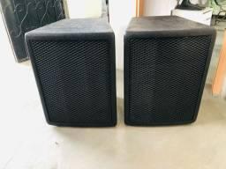 Duas caixas passivas alto-falantes de 12 polegadas